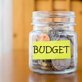 How to stay on budget