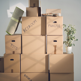3 Things to plan before moving day!